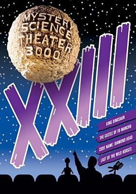 MYSTERY SCIENCE THEATER 3000 VOL 23 BY MYSTERY SCIENCE THEA (DVD)
